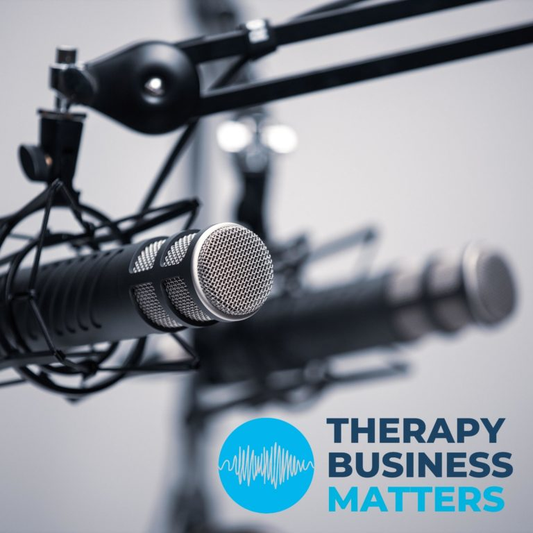Therapy Business Matters